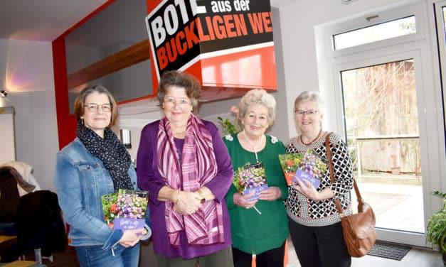 Gedichte-Bewerb mit drei Siegerinnen