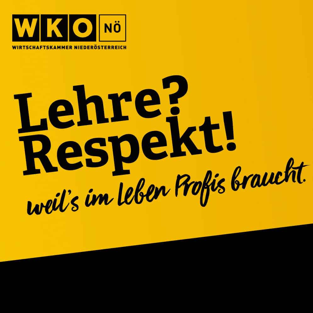 WKNOE_Lehre mit Respekt