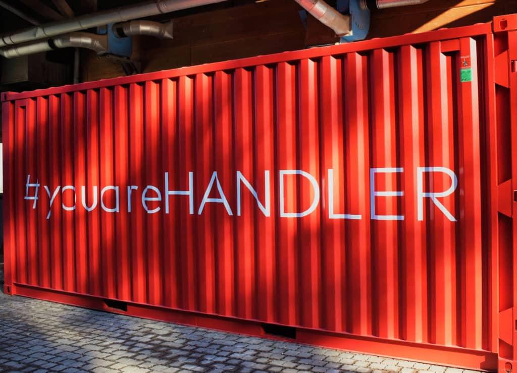 Handler Container
