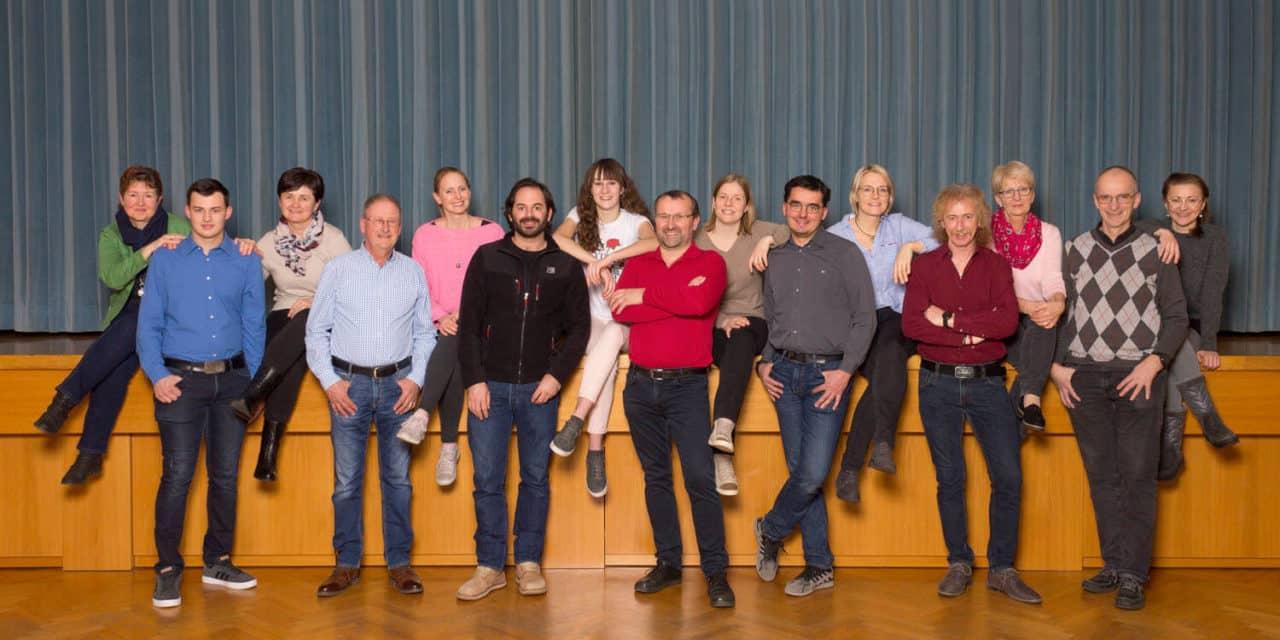 Walpersbach: Humor auf der Bühne