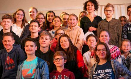 Jugend im Einsatz für Kinder