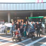 Am Landweg nach Asien – per Flug zurück