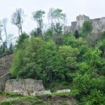 Die letzten Mauern der Liebfrauenkirche