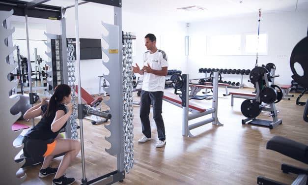 Aspang: Fitness zum Mitnehmen