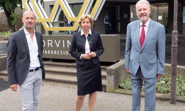 Corvinus: Parkresidenz statt Hotelbetrieb