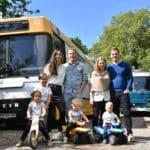 Asienreise: Die Busse sind zurück
