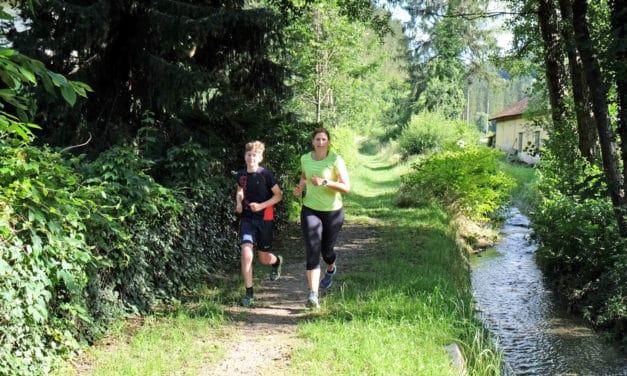 """""""Buckltour lite"""" für motivierte Bergläufer"""