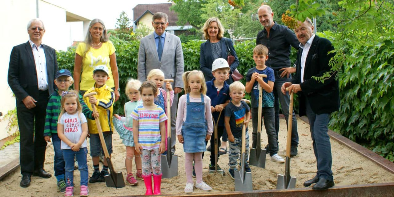 Bad Erlach: Mehr Platz für die kleinsten Gemeindebürger
