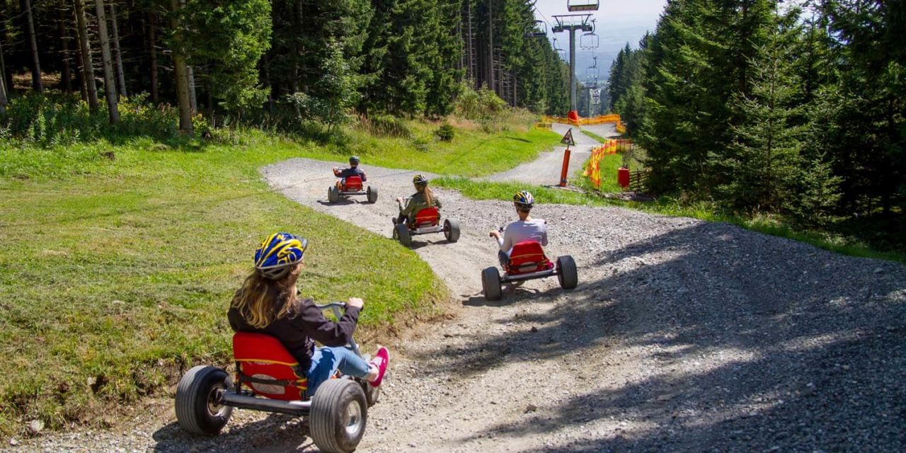 Die Erlebnisalm Mönichkirchen garantiert Spaß und  Action