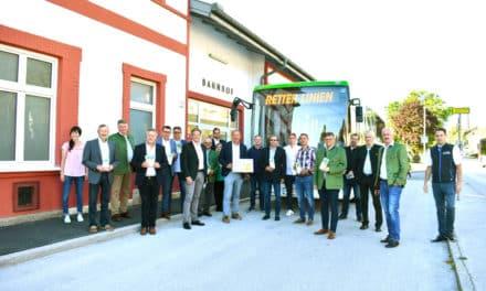 Startschuss für neue Buslinien