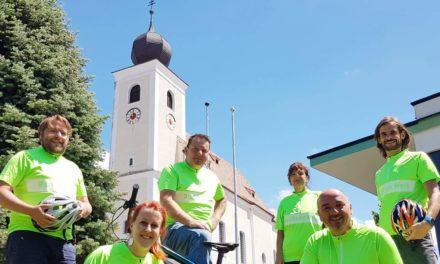 """Radl-Roas Bucklige Welt"" in Hollenthon"