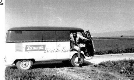 Triumph in der Region: Buch und Ausstellung