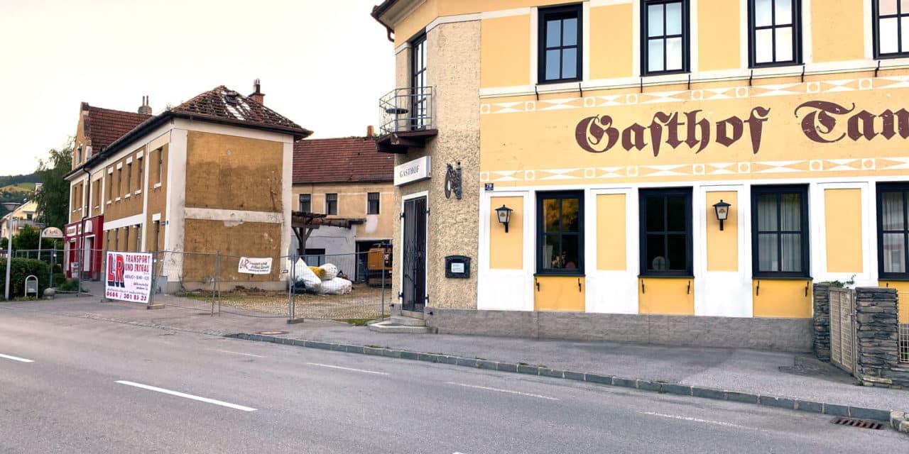 Großprojekt startet mitten in Grimmenstein