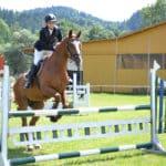 Pferdesport über Generationen
