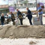Spatenstich in Lanzenkirchen für neues Gesundheitszentrum