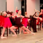 Freude an Tanz und Bewegung
