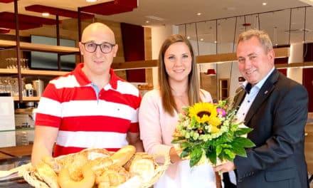 Bäckerei Koll expandiert: Zehnte Filiale eröffnet