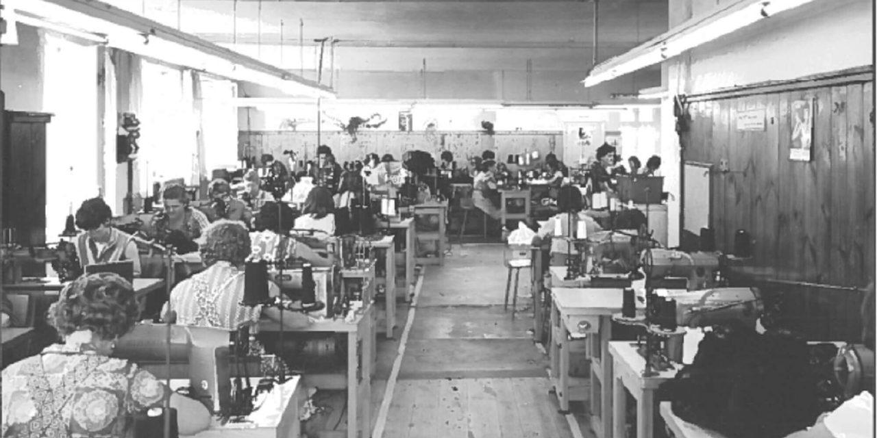 Triumph Bucklige Welt: Neue Arbeitswelt für Frauen