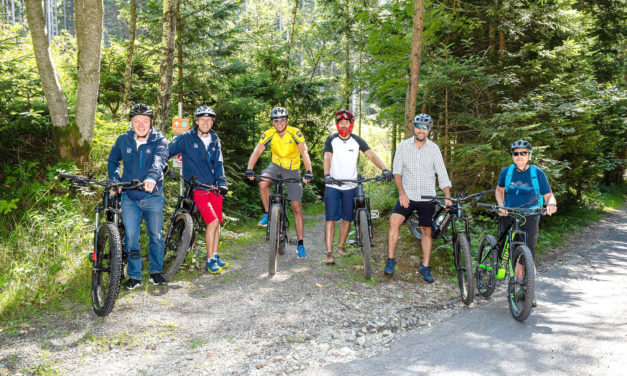 Wexl Trails ausgebaut