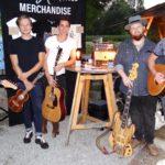 Musikernachwuchs spielte Open Air