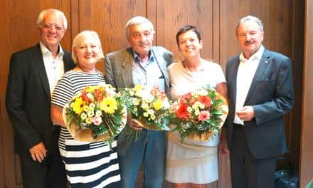 Verdienter Ruhestand für Gemeindearzt