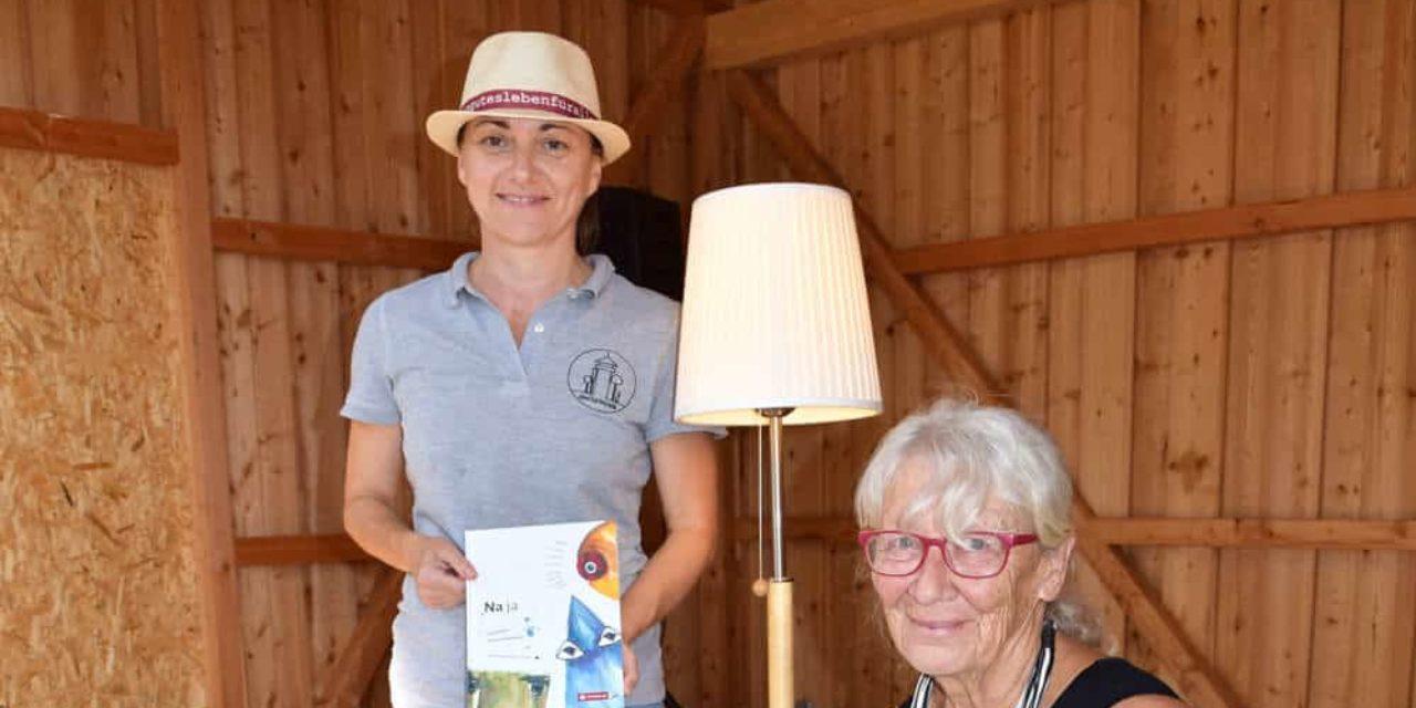 """""""Turmcafé"""" Schwarzenbach bringt Literatur auf die Bühne"""