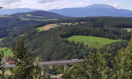 Ausflugstipp: Dreigipfeltour Scheiblingkirchen