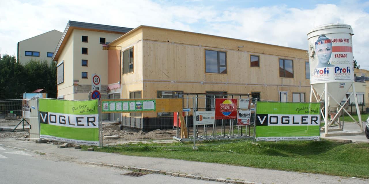 Bad Erlach: Umbau des Kindergartens verzögert sich