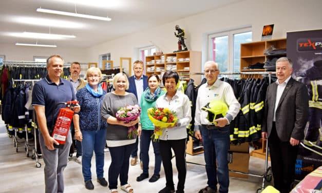 """""""Floriani-Shop"""" in Grimmenstein eröffnet"""