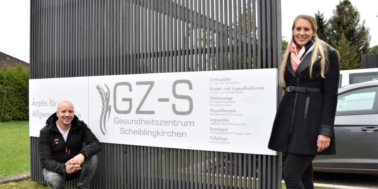 Neues Gesundheitszentrum in Scheiblingkirchen
