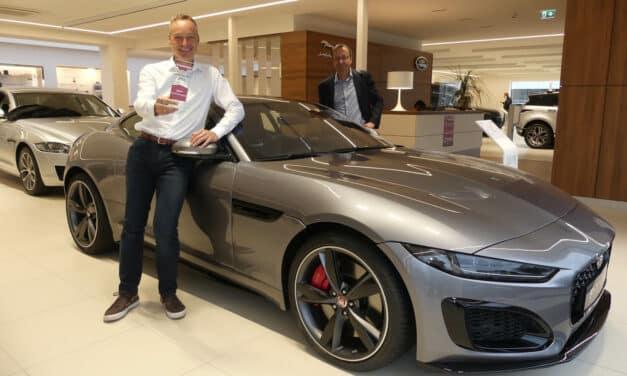 Auszeichnung für den Czeczelits Automegastore
