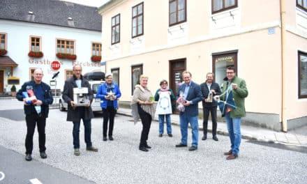 Kaffee und Kunsthandwerk in Kirchschlag