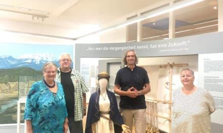 Museumsgütesiegel für PIZ 1000 in Pitten