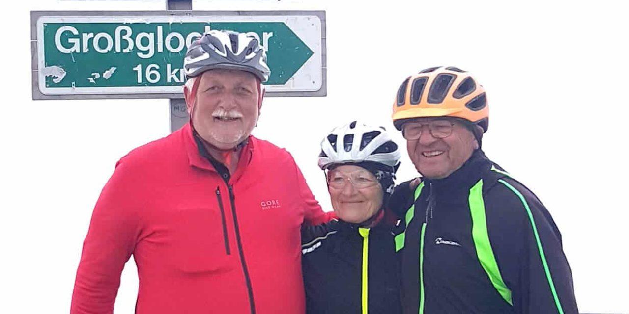Großglockner-Radtour zum 70. Geburtstag
