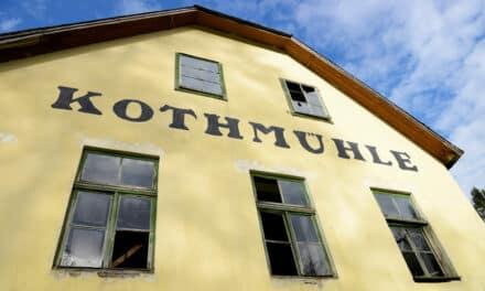 Es klapperten die Mühlen am Hochneukirchenbach