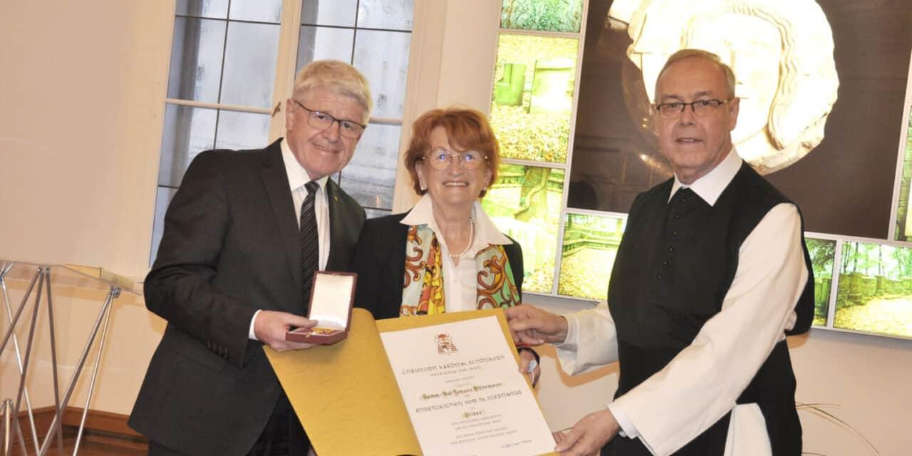 Stephanusorden für Bestattung Ostermann