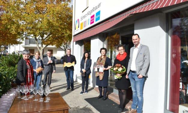 Scherz-Kogelbauer offiziell in Ternitz begrüßt