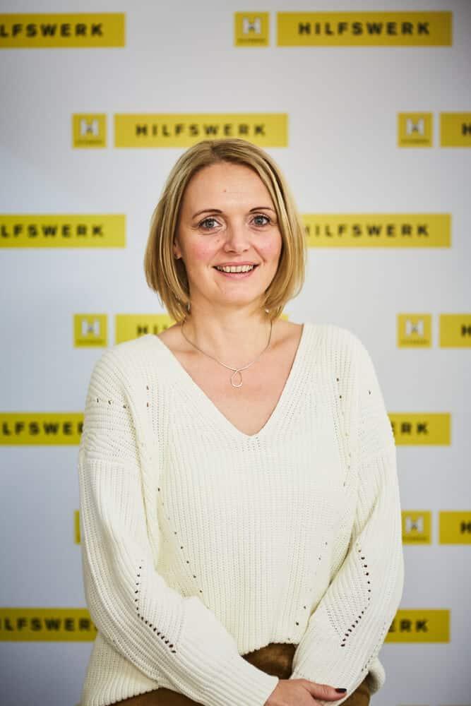 Michaela Stockinger, Regionale Pflegedienstleitung Hilfe und Pflege daheim vom Hilfswerk Niederösterreich Foto: Hilfswerk