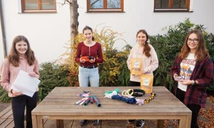 """""""Recycling Queens"""" gründen Juniorfirma"""