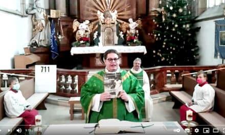 Tag des Judentums: Pfarre Kirchschlag setzt ein Zeichen