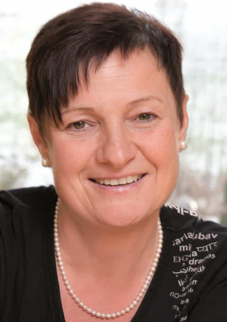 Elisabeth Binder, Leiterin Caritas Pflege Zuhause Kirchschlag/Zöbern von der Caritas der Erzdiözese Wien  Foto: Caritas