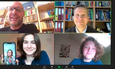 Schüler als Botschafter für Europa