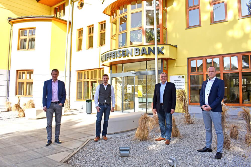 Raiffeisenbank NÖ-Süd Alpin