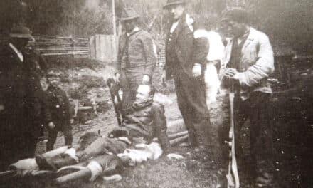 Lebensretter in den letzten Kriegswirren