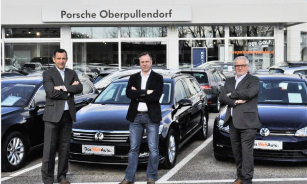 Neue Leitung bei Porsche Oberpullendorf