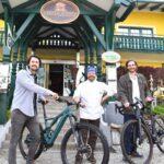 """Bett & Bike"" als Tourismus-Gütesiegel"