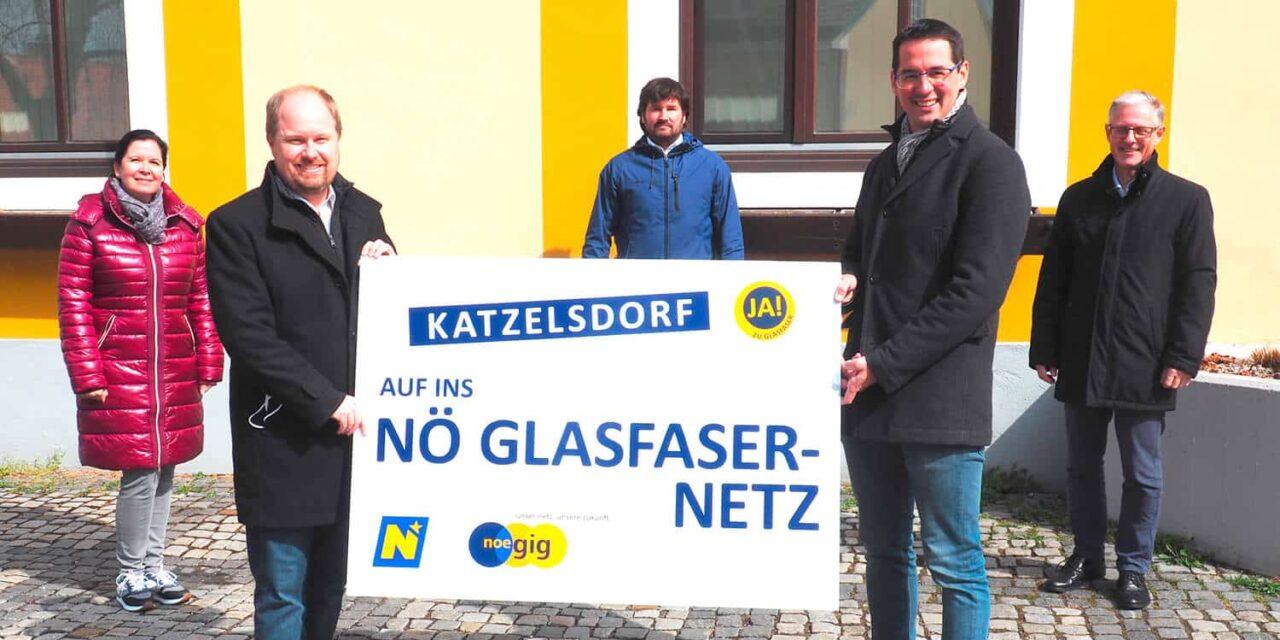 Glasfaser: Start in den Gemeinden