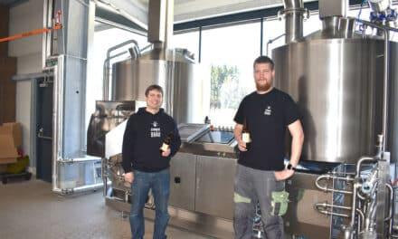 Ein neues Herzstück für die Brauerei Schwarzbräu