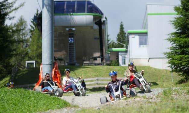 Spaß & Action für die ganze Familie  Auf der Erlebnisalm Mönichkirchen