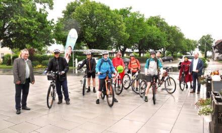 Radwandertag bis nach Lanzenkirchen